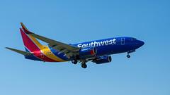 Southwest Airlines Boeing 737-7H4(WL) N763SW