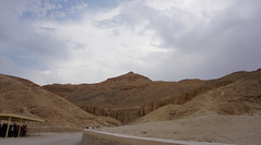 The Valley of the Kings, West Bank, Luxor, Egypt.