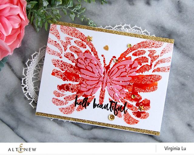 Altenew-FlowingButterflyStencil&InkBundle-Virginia#3