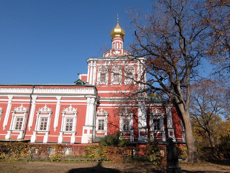 Москва - Новодевичий монастырь - Собор