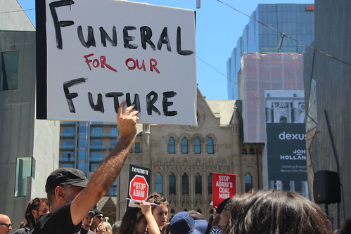 Funeral for Our Future