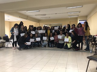 Dialogando sobre educación parvularia en CORMUVAL. DIC-2018