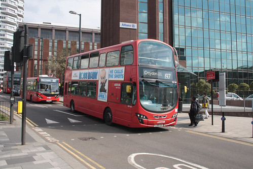 Arriva London DW262 LJ59GUA