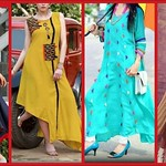 Latest Top Stylish Dresses For Girls 2018-2019
