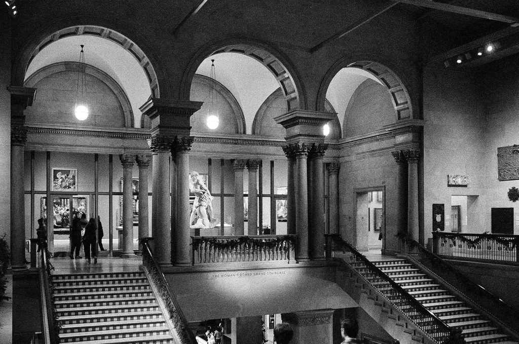 Inside the Art Institute