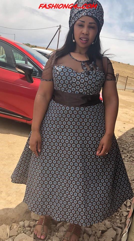 Shweshwe Dresses Fans Group New Year 2019