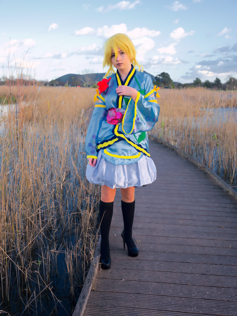 related image - Shooting Love Live - Eli Ayase - Pika Cosplay - Plan d'Eau de La Garde -2018-12-09- P1444341