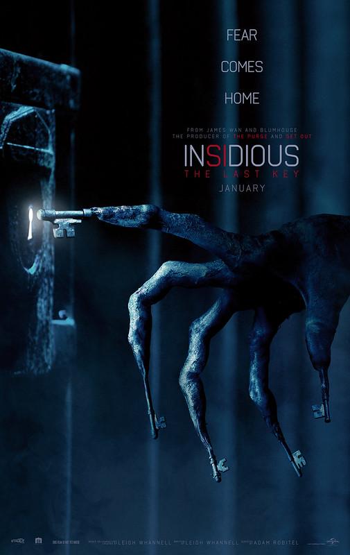 Insidious 4 - Poster 1