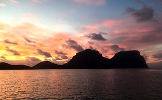 Lord Howe Island : Dawn at Mt Gower. | by miaow