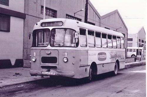 autobús Nazar línia riera Canyadó Sta Coloma