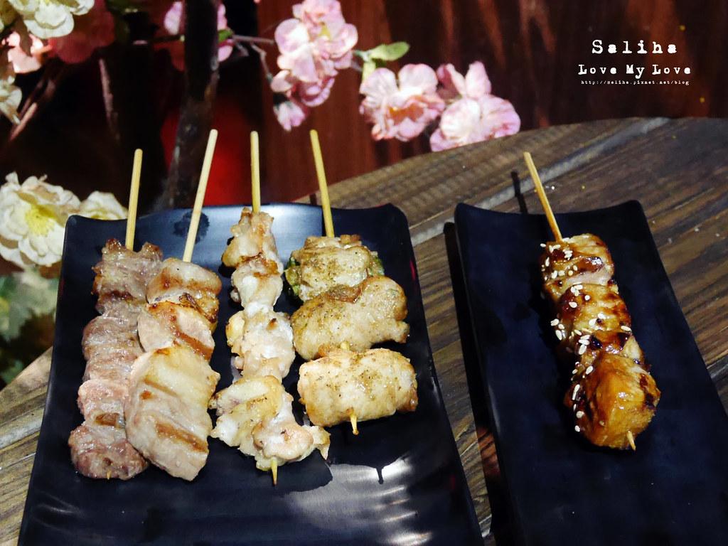 新北永和永安市場站附近好吃餐廳美食串燒居酒屋推薦燒鳥串道 (20)