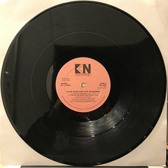 CLAIR HICK AND LOVE EXCHANGE:PUSH(IN THE BUSH)(RECORD SIDE-A)