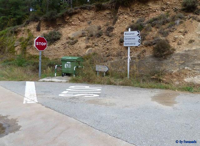 Solsonès 18 -03- Veinats de Guixers i Valls -16- Fin de trayecto