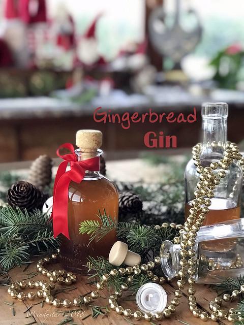 gingerbread gin-gin speziato