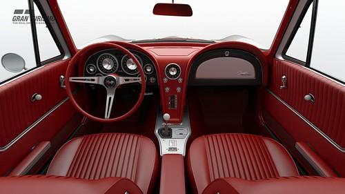 Chevrolet Corvette Sting RaySportCoupe (C2) '63 (N400)