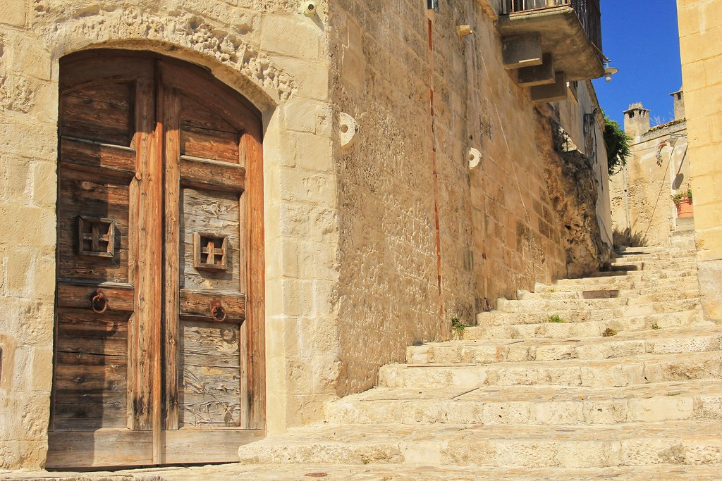 Exploring Matera