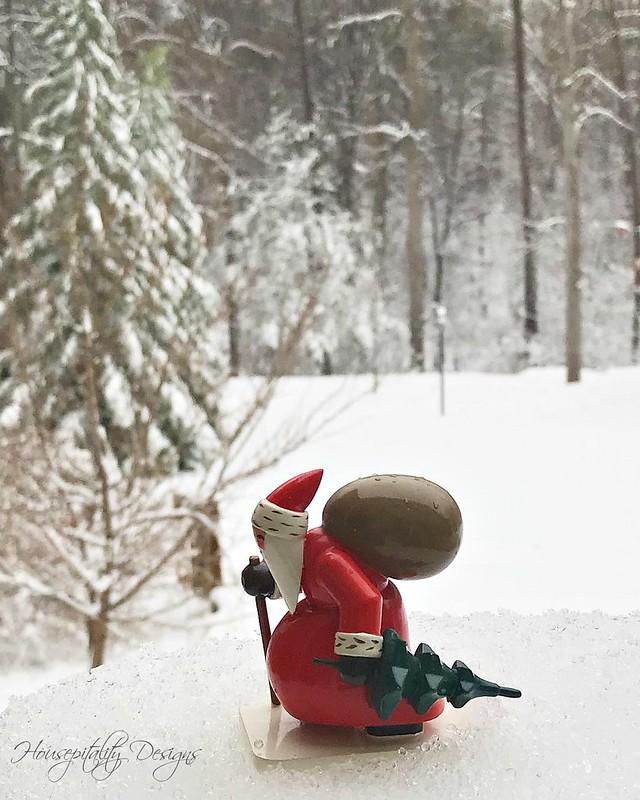 Santa ornament-Housepitality Designs