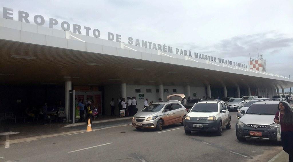 Bolsonaro programa venda em leilão do aeroporto de Santarém para 2022, aeroporto de Santarém