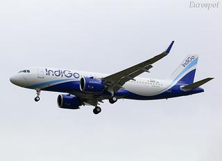 F-WWDS Airbus A320 Neo Indigo