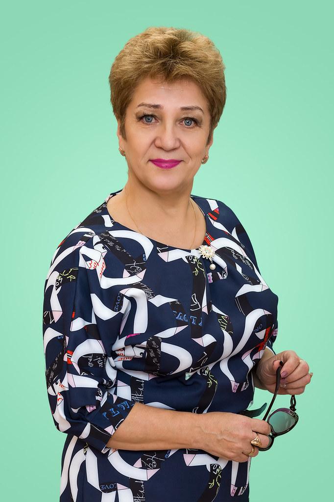 Наталья Владимировна Половова
