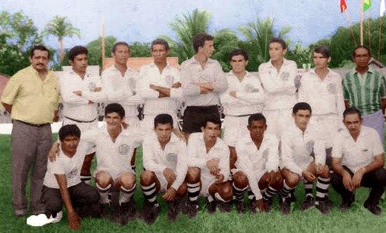 Meninos, eu vi! São Raimundo, 75 anos. Por Helvecio Santos, São Raimundo, de 1968