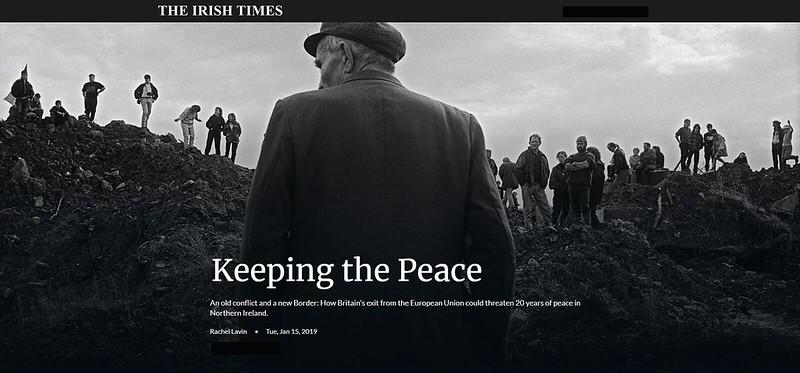Keeping-The-Peace---Rachel-Lavin