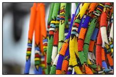 Zulu beads!