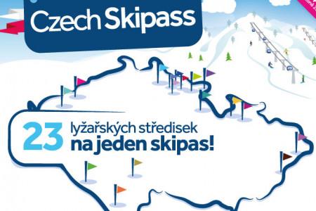 Vyhlášení vítěze soutěže o celosezónní Czech Skipass 2018/19