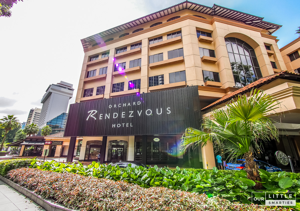 Orchard Rendezvous Hotel