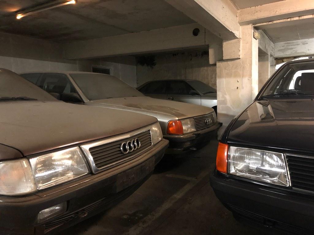 Audi 100 x 4