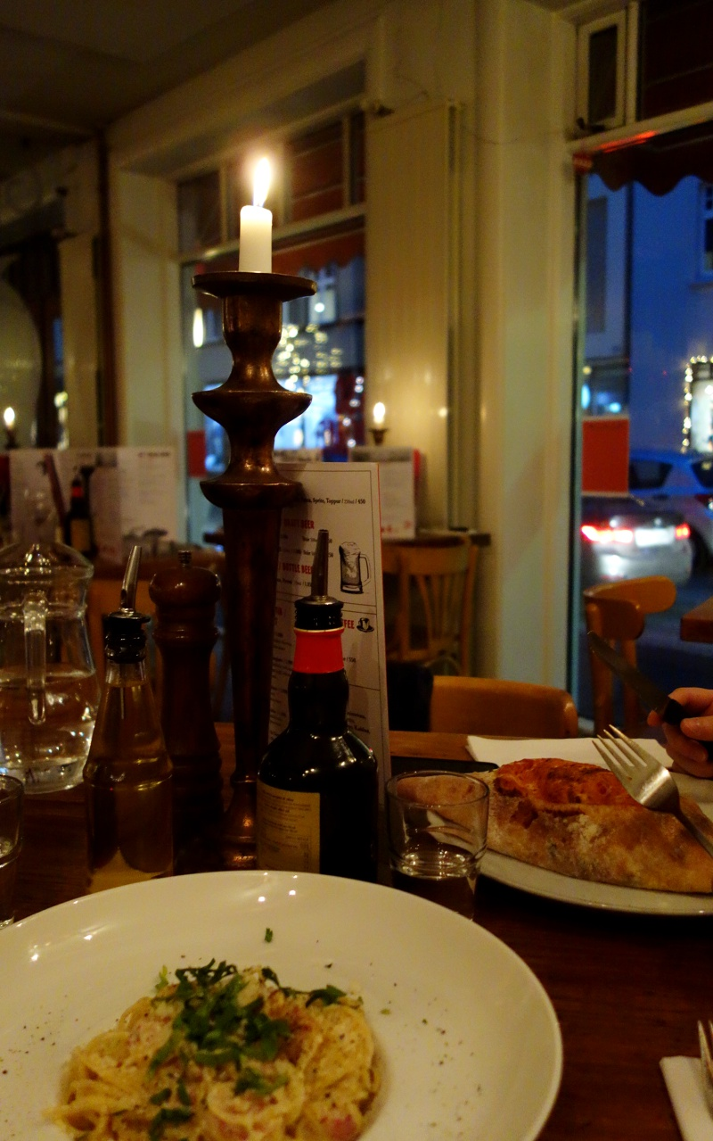 Reykjavik dinner