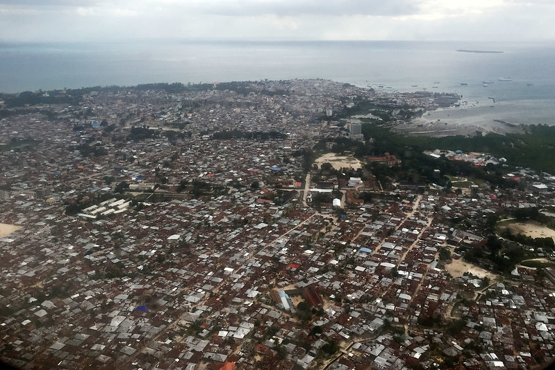 Over Stone Town