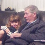 The Myton Hospices - Erin and her Grandad John