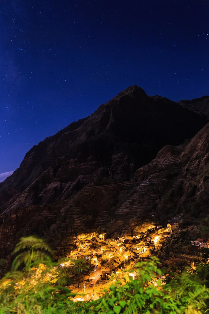 Madeira Night Scene