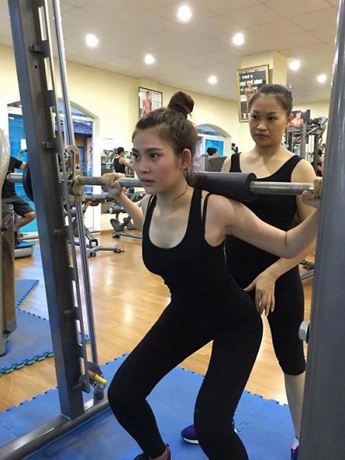 Tập gym và dancesport