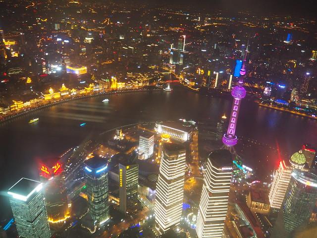 P3176982 上海タワー(上海中心大厦) 上海 Shanghai ひめごと