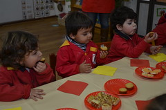 Degustación de Comida Española JILE 2018