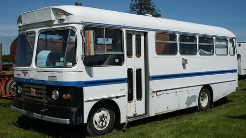 1978 Bedford Vas Mobile Home.