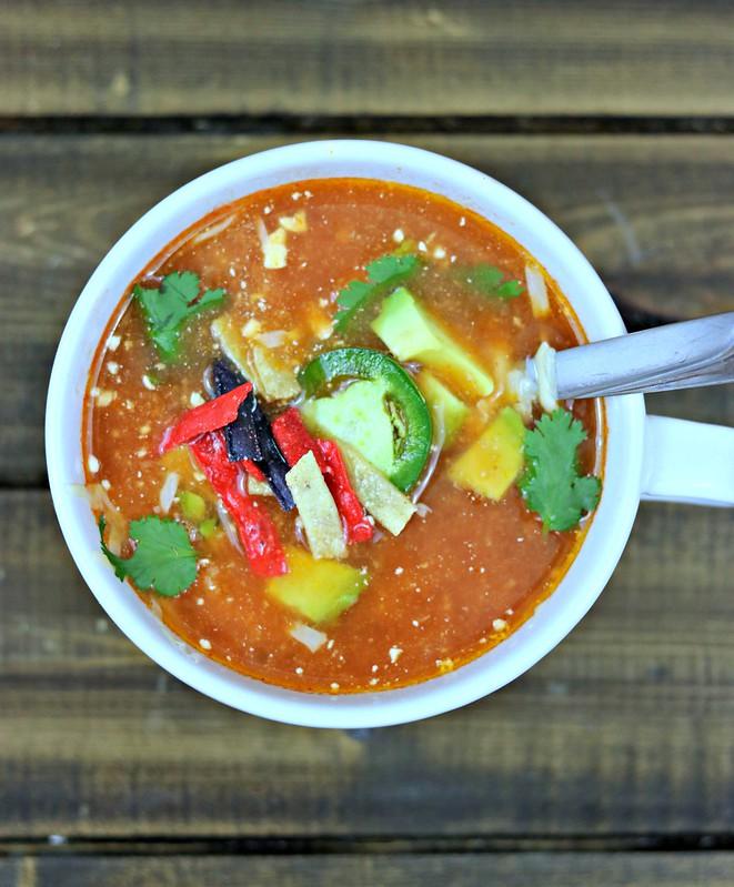 Tortilla Soup Top
