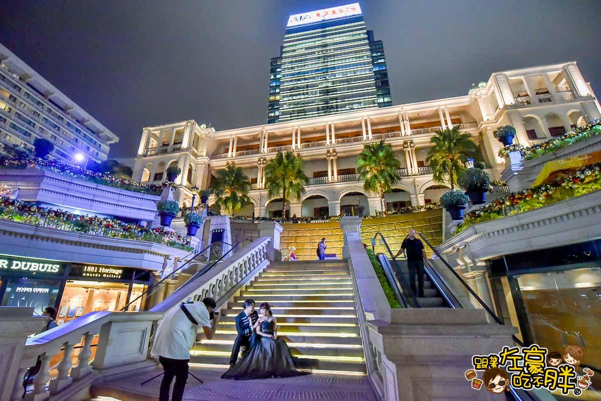香港聖誕節 尖沙咀海港城聖誕裝飾-61