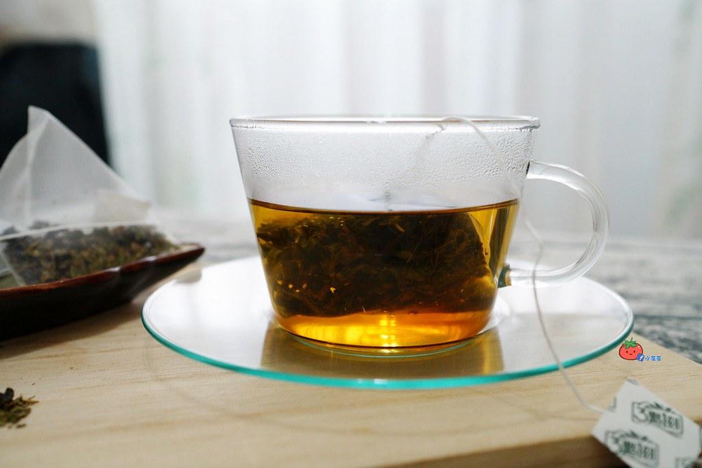 三點一刻 直火烏龍薄荷茶