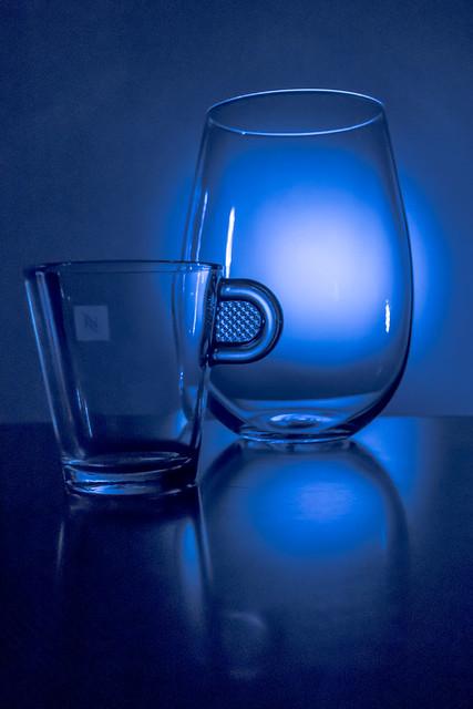 練習拍攝玻璃( Practice shooting glass )