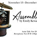 "Wed, 10/24/2018 - 17:30 - An image from ""Assemblage"""