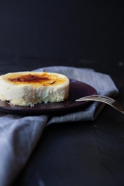 ricotta coconut cheesecake