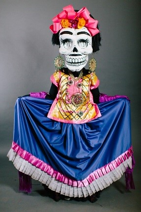 Personajes del desfile de Día de Muertos visitarán Berlín este fin de semana
