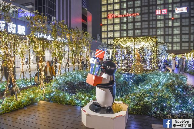 新宿MINA MIRUMI冬季點燈(Shinjuku Minamilmi illumination)-26