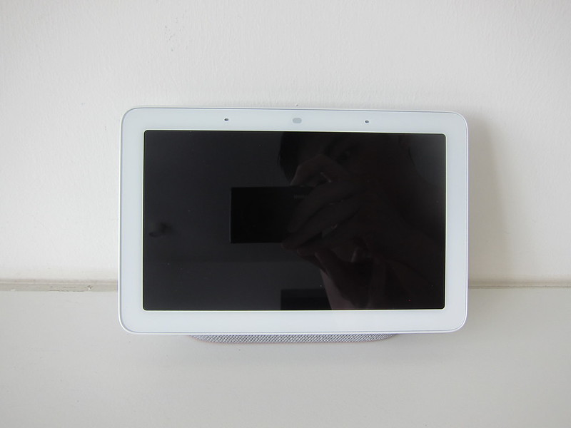 Google Home Hub - Front