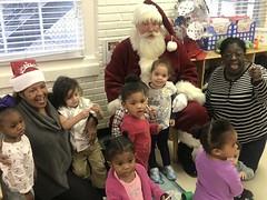 Coats 4 Kids Santa Visit