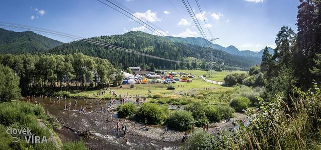 Campfest 2018 - Piatok popoludnie