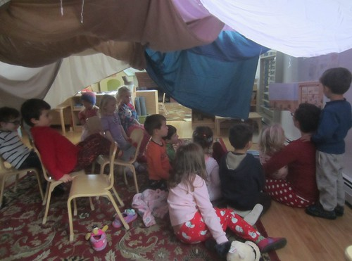 stories under the tent